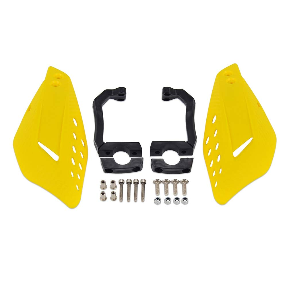 Motorcycle 7//8 Brush Bar Hand Guard Handguards Protector For Suzuki DR200 DR650 DRZ110 125 DRZ400 RM100 125 250 RMX RMZ 450 Star-Trade-Inc