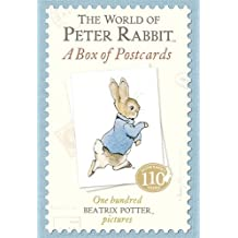 The World of Peter Rabbit: A Box of Postcards (Potter) by Beatrix Potter (6-Oct-2011) Cards