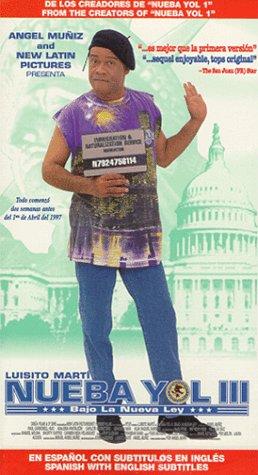 Nueba Yol 3 - Bajo La Nueva Ley [VHS]