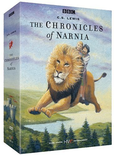 Chair Margarita - The Chronicles of Narnia - (3-Disc Set) - (The Lion, the Witch, and the Wardrobe/Prince Caspian & The Voyage of the Dawn Treader/The Silver Chair)