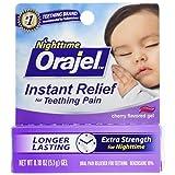 Orajel Teething Nightime Formula, 0.18 Oz