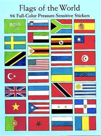 world flag stickers - 9
