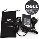 Bundle: 3 items- Adapter/Cable/Pouch Dell PA-4E PA-13 Dell Precision M6300 Workstation Slim-Line Laptop AC DC Adapter Charger : Work with Laptop using Dell P/N: PA-13 PA13 PA-4E PA4E FAMILY 130w 130watt 130 watt 19.5V 6.7A These are the newly released slimmer design for older PA-13 adapter Laptop Notebook Computer Ultra Extra Slim Design Battery Charger Power Supply Porta
