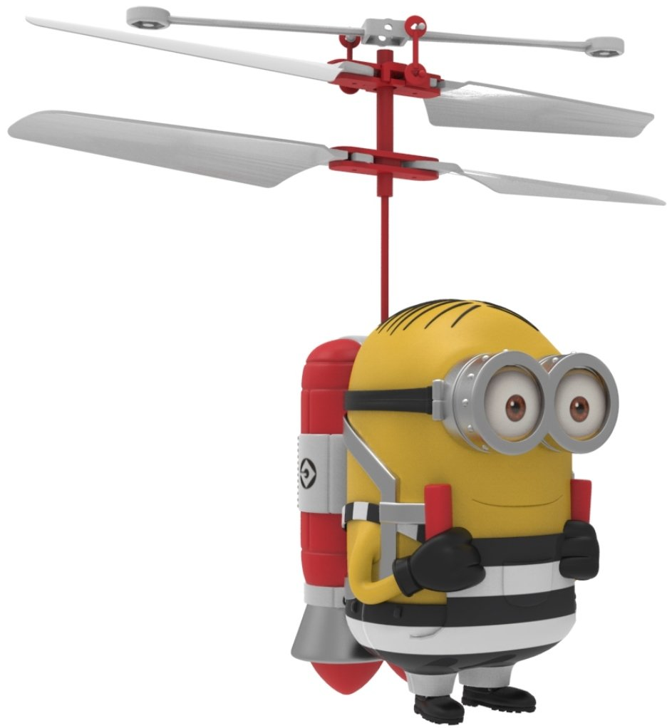 Despicable Me 3 885001-12C Universal Flying Minion Dave