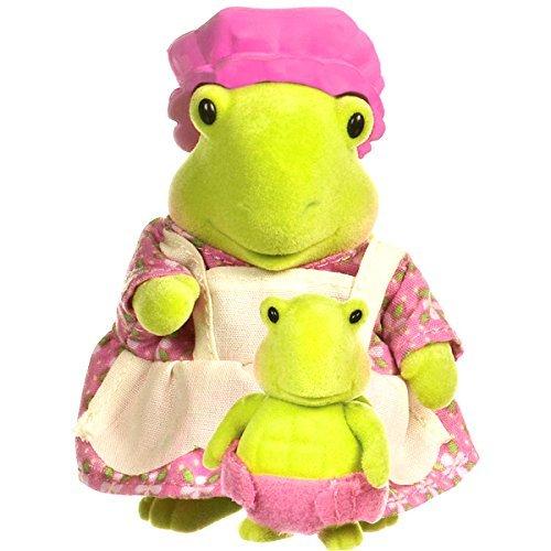 (Lil Woodzeez Sally and Bubbles Tidyshine Turtle Dolls)