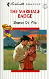 img - for Marriage Badge (The Blackwell Brothers) book / textbook / text book