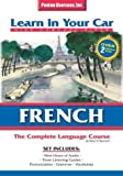 img - for French: The Complete Languare Course (Learn In Your Car) (English and French Edition) book / textbook / text book