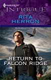 Return to Falcon Ridge, Rita Herron, 0373229186