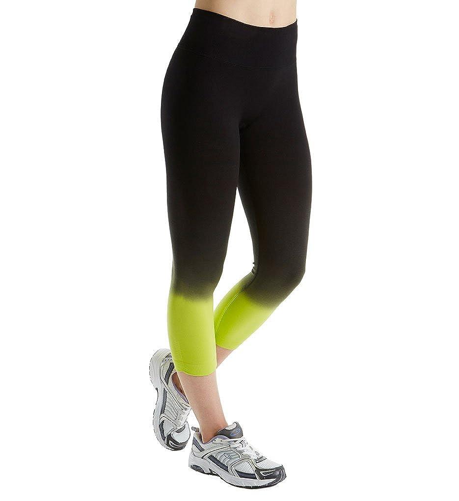 6a6b295f6f333 Champion Women's Seamless Dip Dye Capri Legging at Amazon Women's Clothing  store: