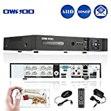 OWSOO 8CH H.264 Full 1080N(9601080) P2P Network DVR CCTV Security Phone Control Motion Detection Email Alarm for Surveillance Camera
