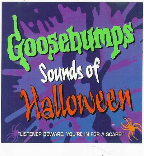 Goosebumps-Sounds of Halloween -
