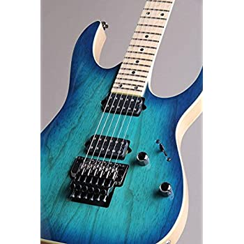free shipping ibanez rg652ahm ngb electric guitar musical instruments. Black Bedroom Furniture Sets. Home Design Ideas