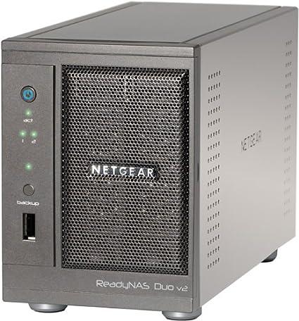 Netgear ReadyNAS Duo v2 - Servidor Raid: Amazon.es: Electrónica