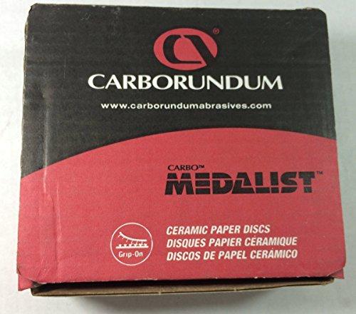"""Carborundum CleanAir plus 6""""Medalist Grip-on Discs Grit P120 Review"""