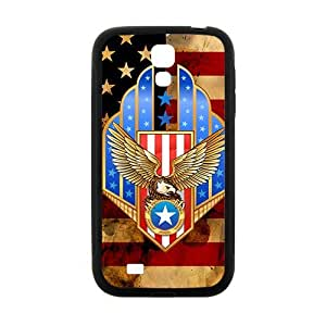 American Flag Hot Seller High Quality Case Cove For Samsung Galaxy S4