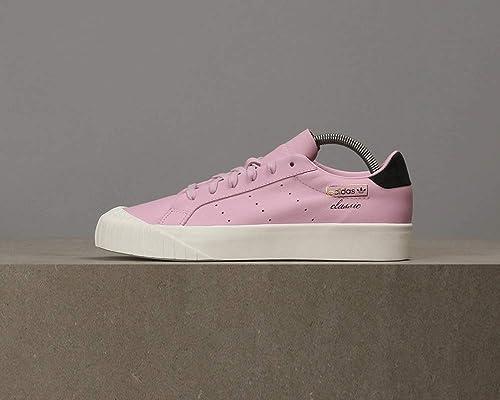 low priced 92798 9c189 Adidas everyn W Rosa Rosa Black, Wonder Pink Core Black, 4  Amazon.es   Deportes y aire libre