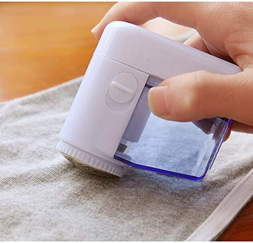 リントリムーバー電気リントファブリックリムーバーペレットセーター服シェーバーマシンでペレットハウスクリーニングツールを取り外します-ランダムに配送されます