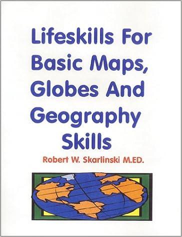 Amazon.com: Lifeskills For Basic Maps, Globes, And Geography ...