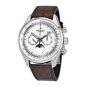 Zenith El Primero Helios - Reloj cronógrafo automático con fecha grande 1