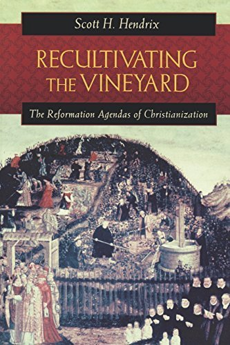 Recultivating the Vineyard: The Reformation Agendas of Christianization by Scott H. Hendrix (2004-07-30)