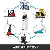 Mophorn 10 Quart Hydraulic Pump 12V Hydraulic