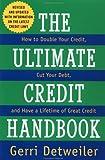 The Ultimate Credit Handbook, Gerri Detweiler, 0452277124