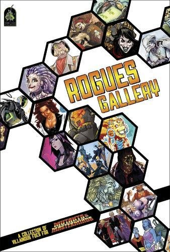 Rogues Gallery: A Mutant & Masterminds Sourcebook