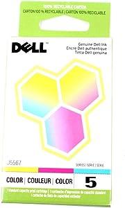 Dell UU181 OEM Ink - (Series 5) 922 924 942 944 946 962 964 Color Ink (OEM# 310-5375 310-6274 310-6966 310-5884 310-6971 310-8236 310-7162 330-0052) OEM