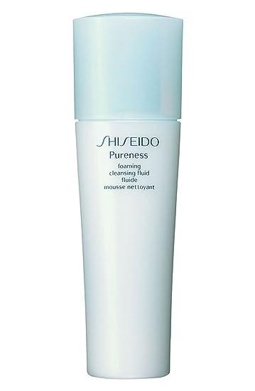 shiseido face wash