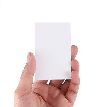 Leoboone 20 x Tarjeta NFC NTAG215 Etiquetas NFC PVC Samsung ...