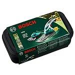 Bosch-600833102-Tosaerba-e-Sfoltirami-a-Batteria-Isio-Set-36-Volt-Lunghezza-Lama-ArbustiErba-12-cm8-cm-in-Cartone-NeroVerde