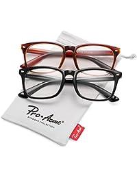 Non-prescription Glasses Frame Clear Lens Eyeglasses