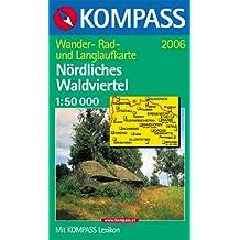 2006: Nordliches Waldviertel 1:50, 000