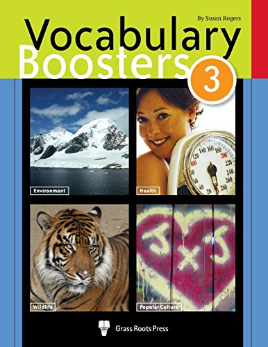 Vocabulary Boosters 3 ()