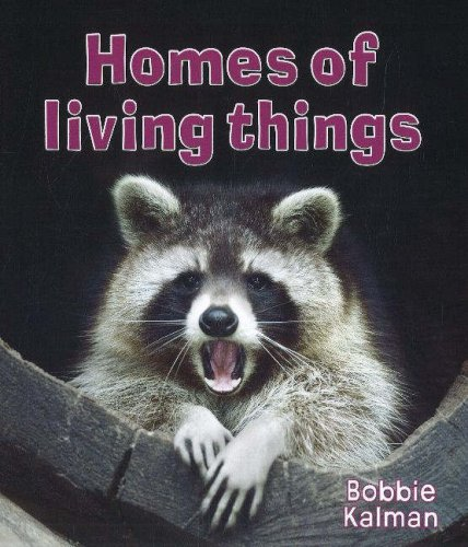 Homes of Living Things (Introducing Living Things) pdf epub