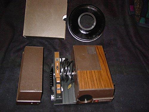 GAF 35MM Slide Projector (TYPE (Vintage 35mm Slide)