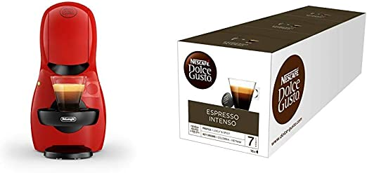 Pack DeLonghi Dolce Gusto Piccolo XS EDG210.R - Cafetera de ...
