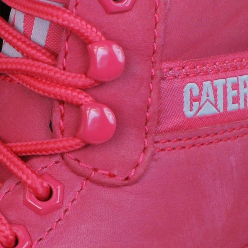 Colorado Boots Pink Womens Leather Caterpillar dq0Zxwtapd
