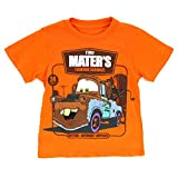 Disney Cars Boys Short Sleeve Tee (Toddler)