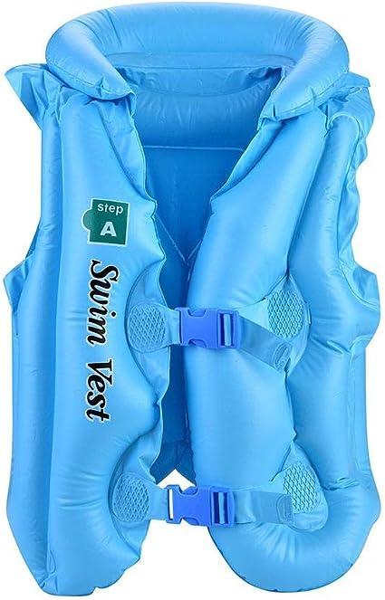 New Style Safety Kids Swimming Floating Swim Vest Buoyancy Fishing Life Jackets