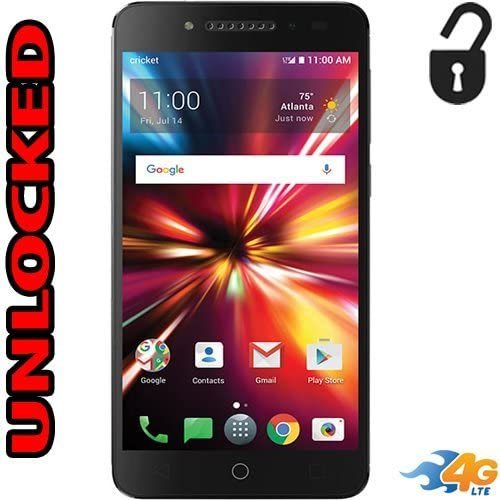 Alcatel Pulsemix Unlocked 4G LTE 5085C (Cricket) 5 inch 16GB Usa Latin & Caribbean Bands Android 7.0 Liberado 51NK6Yx0xjL