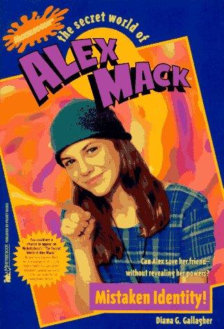 Mistaken Identity   The Secret World Of Alex Mack  No  5