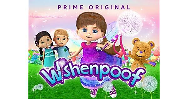 Amazon.com: Wishenpoof Season 1: Addison Holley, Hope Cassandra ...