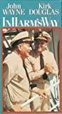 In Harm's Way [VHS]