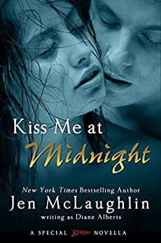 Kiss Me at Midnight (Entangled Flaunt) by [Alberts, Diane]