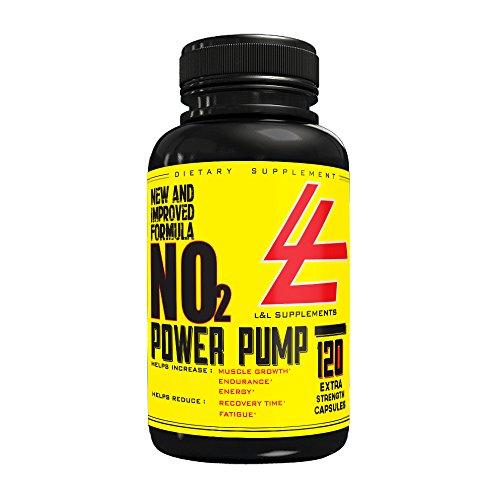Elite NO2 oxyde nitrique ET L-Arginine Supplément - 120 capsules pour augmenter les performances, faites-Lean, Hard Muscle & Boost Endurance - Top Pre-Workout Booster GARANTIES meilleurs résultats du marché à l'échelle! Soutenu par notre garantie de 30 jo