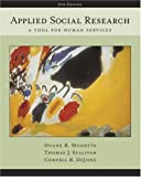 Applied Social Research 9780534628581