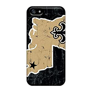 New Iphone Cover, New Orleans Saints Premium Fashion Designed, Case Of Iphone 5/5s