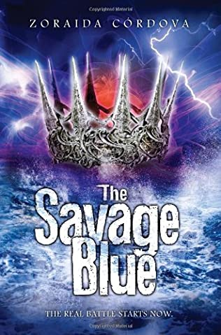 book cover of The Savage Blue