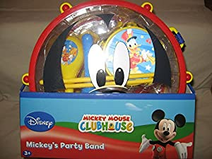 Amazon com: Disney Mickey Mouse Clubhouse Mickeys Party